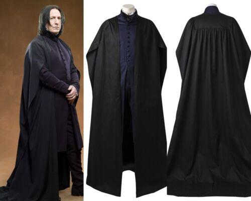 Harry Potter Severus Snape Cosplay Costume