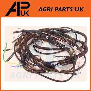s l300 db david brown 990 995 996 selectamatic tractor wiring harness david brown 995 wiring diagram at panicattacktreatment.co