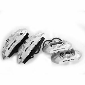 Mercedes Benz C63 AMG Brake Calipers - FRONT AND REAR