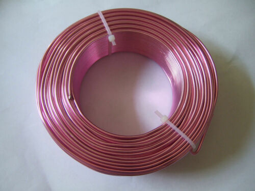 5 Meters 1.5mm 2.0mm Aluminum Craft Floristry Wire For Jewelry Wrap Craft Making