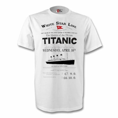 *NEW TITANIC CLOTHING BELFAST UNITED KINGDOM