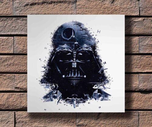 Y756 Star Wars Darth Vader Film Classic Movie Hot Fabric Poster 16x16 24x24