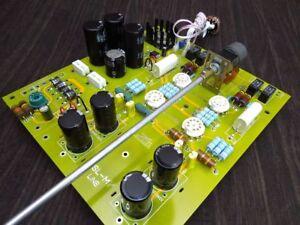 Hi-end-Tube-Pre-Amplifier-Stereo-Preamp-DIY-Kit-Hi-Fi-Veteran-Version-Kondo-M7