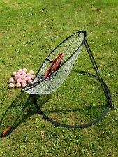 JL GOLF PORTATILE 60 cm pratica golf CHIPPING NET outdoor indoor USE aiuti alla formazione