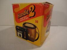 Vintage 1979 Kodak Handle 2 Instant Film Camera with Case & Manual (HD1)