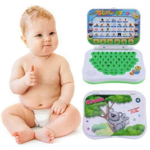 Tableta Para Bebé Juguetes Educativos 2-3 años De Edad Actividad Niños Aprend