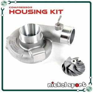 TD04L-13T-to-19T-For-Subaru-Mitsubishi-Turbocharger-Compressor-Housing-amp-Wheel