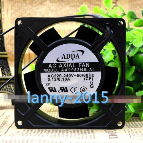 1PC For FAN ADDA 90*90*38mm AA0982HB-AT 220V//240V 9CM