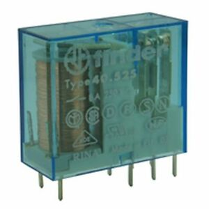 PCB-POWER-8A-DPDT-relay-12V-BOBINA