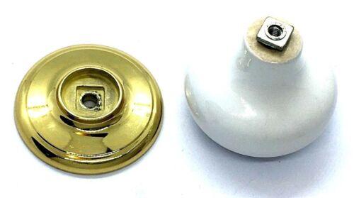 Teddy bear Knobs 50mm traditional ceramic porcelain wardrobe drawer knob 53