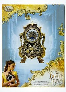Disney Beauty And The Beast Live Action Movie Limited