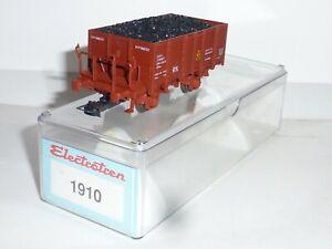 0142-electrotren 1910 Vagon De Bordes Altos X-2 Avec Balcon H0 - 1/87