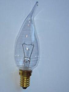 Ampoule-Flamme-Coup-de-Vent-claire-GIRARD-SUDRON-LAMPE-CROZE-60W-E14-NEUVE