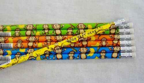 "24 /""MONKEY BUSINESS/""  Personalized Pencils"