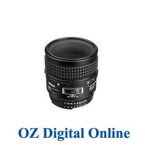 Nikon-AF-Micro-Nikkor-60mm-60-f-2-8D-F2-8-D-1-Yr-Au-Wty