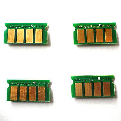 4x Toner Cartridge Reset Chips for Ricoh Aficio SP C220 C221 C222 C240dn C240SF