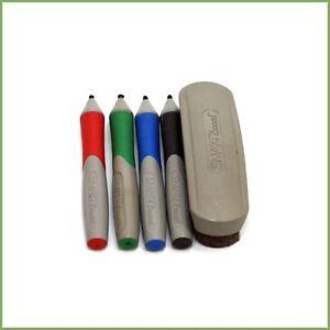 SMART 600 series pen & rubber set & warranty