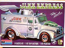 Revell Monogram 1:24 Jinx Express Tom Daniel Personalizado Kit Modelo De Carro