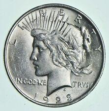 Choice AU//Unc Slider Peace Silver Dollar 1922-1925 Coin Collection Bullion 1