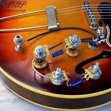 es 335 pots switch wiring kit for gibson guitar complete with rh ebay co uk Diagram for Potting Plants Diagram for Potting Plants
