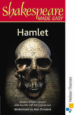 1 of 1 - Shakespeare Made Easy: Hamlet by Alan Durband (Paperback, 1987)