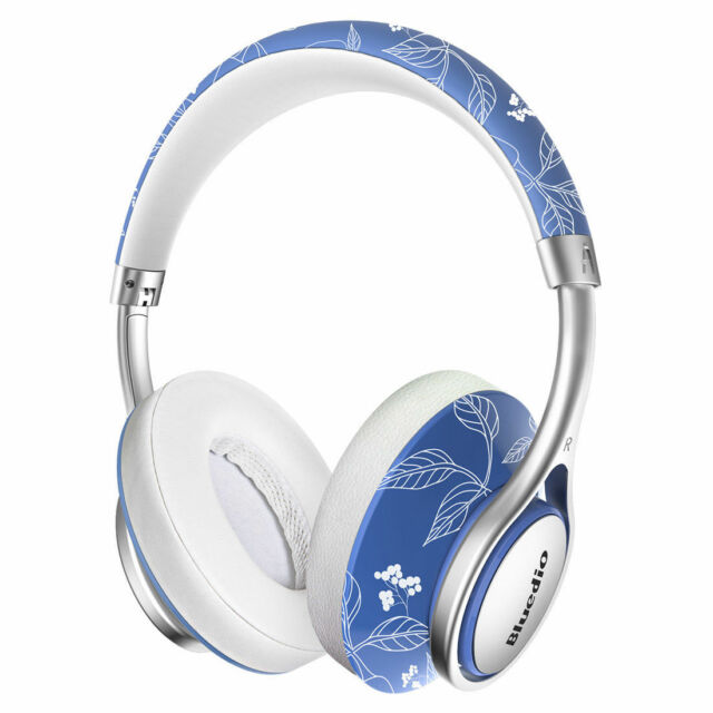 New Bluedio A2(Air) Bluetooth Wireless Stereo Foldable Headphone Headset