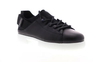 Camper-Fiss-K200209-002-Womens-Black-Leather-Low-Top-Euro-Sneakers-Shoes-10