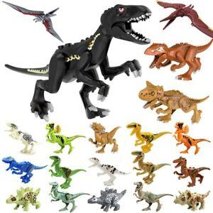 prima clienti i più votati più recenti sito ufficiale Lego Jurassic World compatible blocks mattoni giochi dinosauri ...