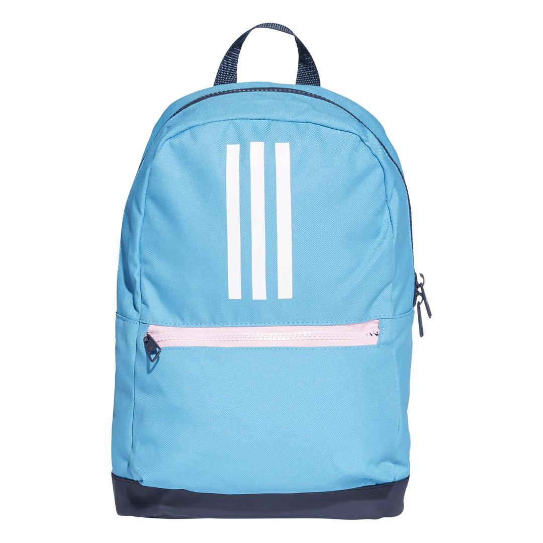 Pocos repertorio Completamente seco  Adidas Kids Backpack Classic School Bags Girls Boys Fashion 3 Stripes  DW4763 for sale online | eBay