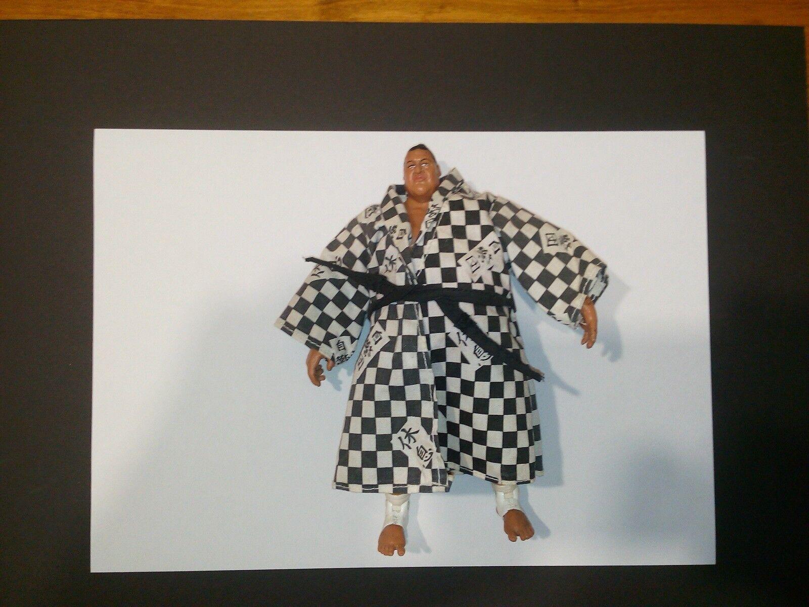 Yokozuna WWE WWF Superstars - Ringside Fest - Exclusive Limited Edition 1 1800