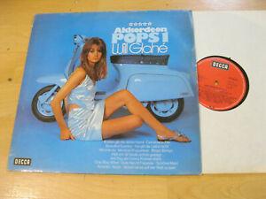 LP Will Glahe Akkordeon Pops 1 Der Puppenspieler  Vinyl Decca SLK 16 777-P