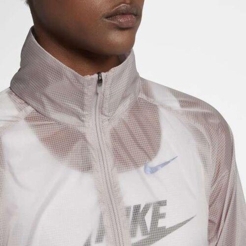 Gem Transparent Nike da idrorepellente Xl 95 Donna Taglia Giacca 74 running Rrp £ L qwXpgqSf