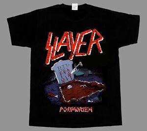 SLAYER-POSTMORTEM-039-86-NEW-BLACK-SHORT-LONG-SLEEVE-T-SHIRT