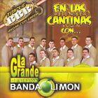 En Las Cantinas * by La Grande de Sinaloa Banda Limon (CD, Sep-2009, Platino Records)