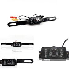 7 LED CMOS Car Rear View Night Vision Backup Parking Camera