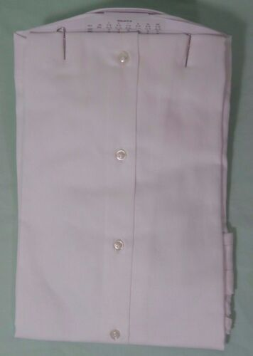 HUGO BOSS C-MENZO US RED LABEL DRESS SHIRT CLASSIC FIT POINT COLLAR WHITE-NWT