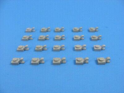 10 1X4 DOT BLACK PLATES PARTS B641