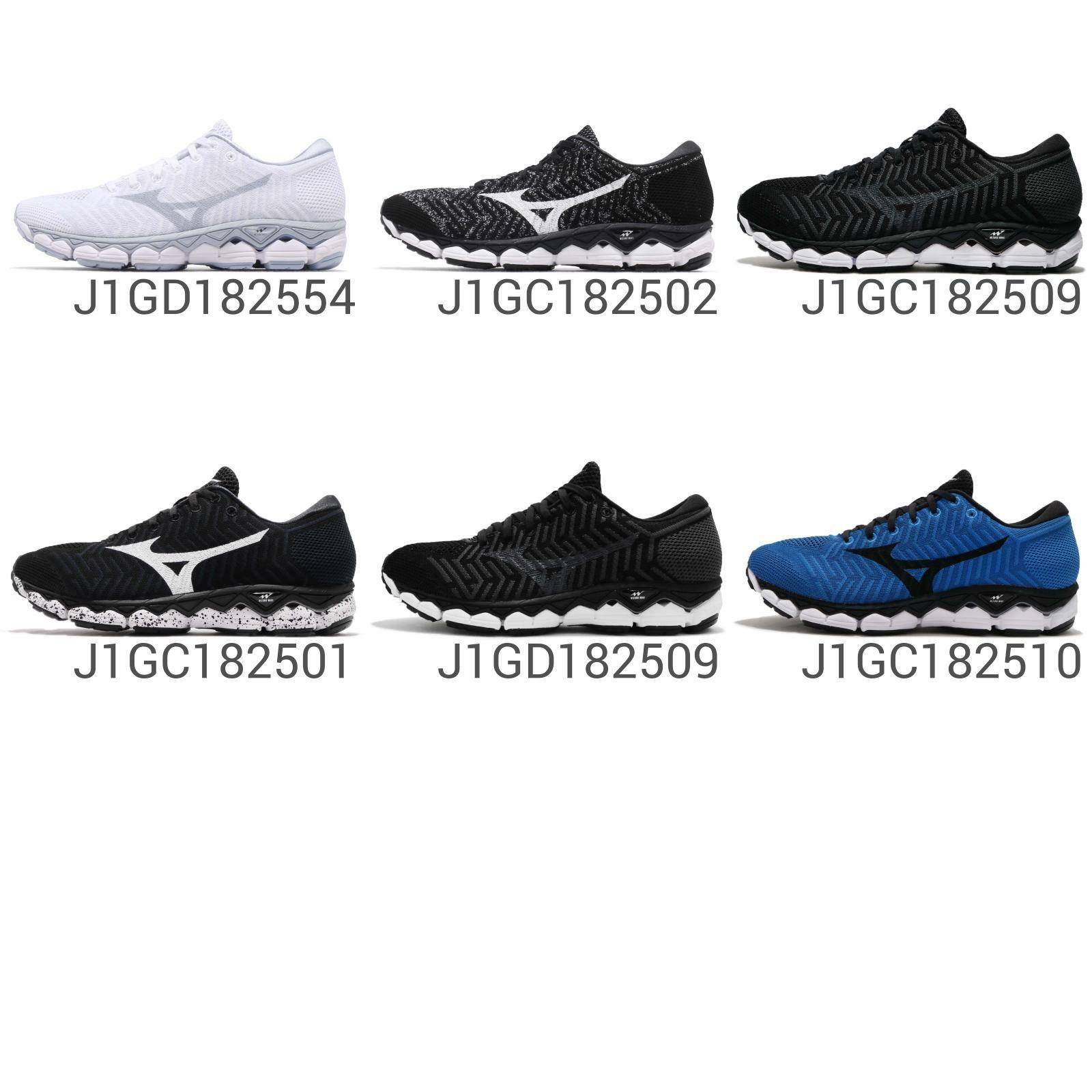 Mizuno WaveKnit S1 Mens femmes Cushion Running Jogging chaussures Pick 1