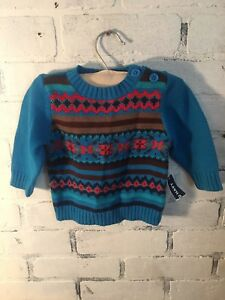 463aec3df Old Navy Baby Boy 3 To 6 Month Sweater. NWT