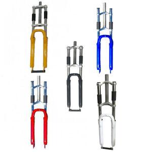CDHPOWER-Bicycle-bike-fork-26-034-triple-tree-suspension-fork-Gas-Motorized-Bicycle