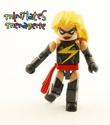 Marvel Minimates Series 19 Ms. Marvel