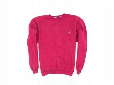 *e Gant Mens Sweather Cotton Jumper Red S Sconti