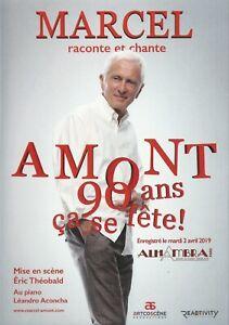 DVD-Marcel-Amont-034-Marcel-raconte-et-chante-Amont-034-90-ans-a-l-039-Alhambra
