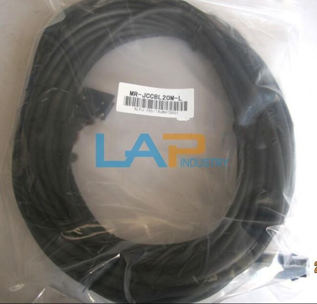 1PC NEW For MITSUBISHI Cables MR-JCCBL20M-L