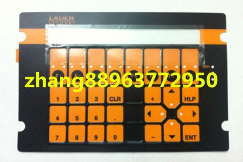 For LAUER PCS090 PCS 090 Membrane Keypad#Z62