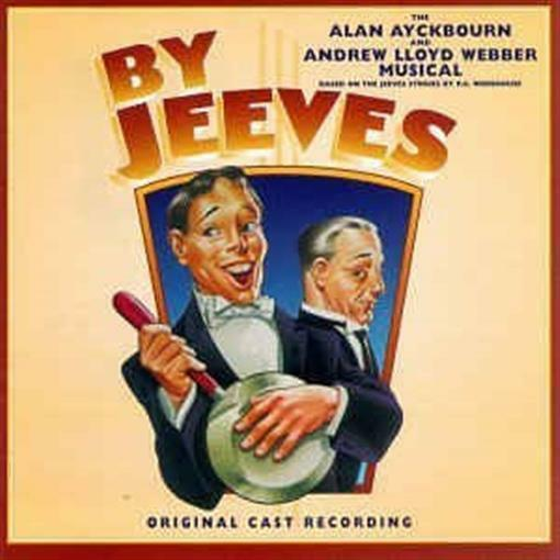 BY JEEVES Andrew Lloyd Webber Cast Recording CD NEW