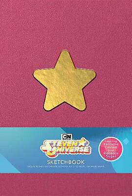 Steven Universe Deluxe Hardcover Blank Sketchbook: Rebecca