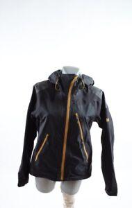 Helly-Hansen-Helly-Tech-Womens-Ski-amp-Snowboard-Black-Wateproof-Jacket-Size-S