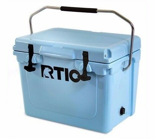RTIC 20 Cooler blueE Beer Bottle  Storage Brand new  there are more brands of high-quality goods