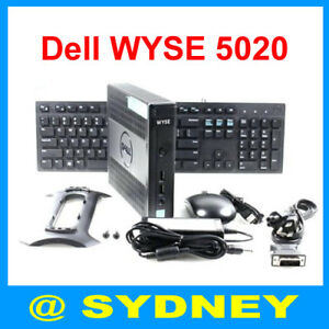 Details about New Dell WYSE 5020 Thin Client D90Q7 4GR 16GF Windows  Embedded 7 WES7 DX0Q